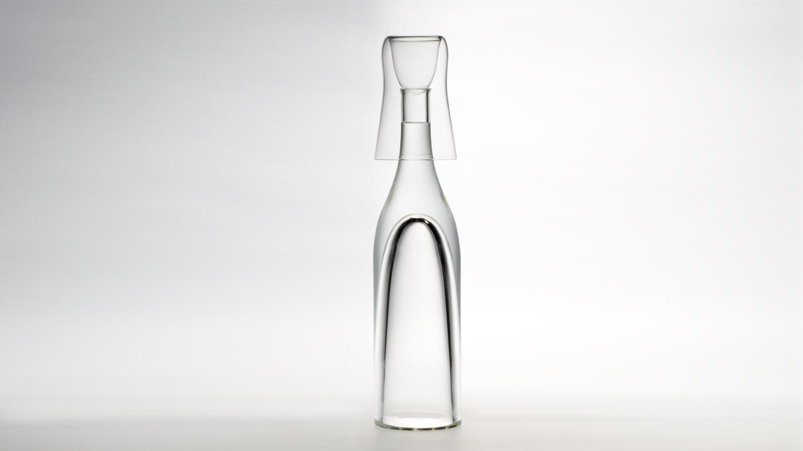 Laurence brabant alain villechange - Ikea bouteille en verre ...